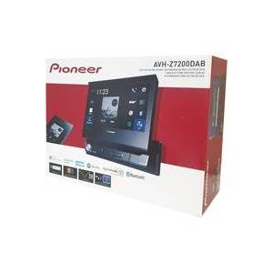 Pioneer AVH-Z7200DAB inkl. DAB Antenne