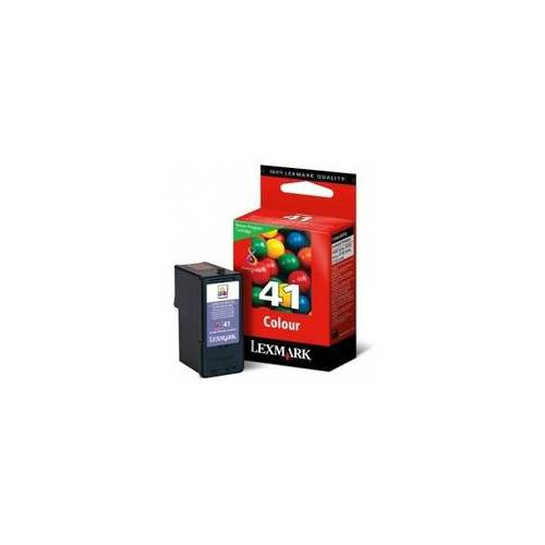 Lexmark Tintenpatrone farbig Nr.41 Lexmark - 018Y0141E
