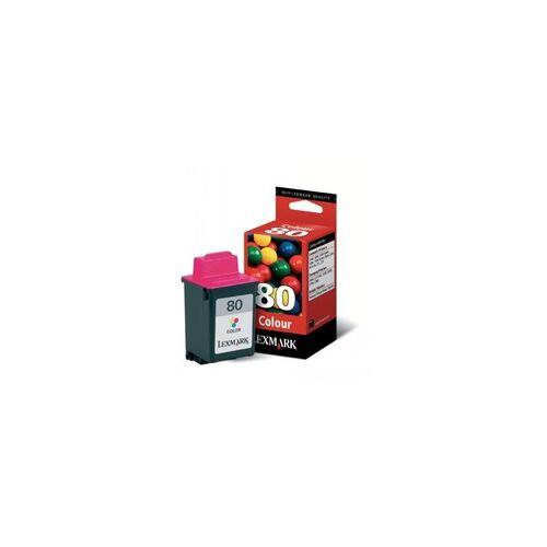 Lexmark Tintenpatrone farbig Nr.80 Lexmark - 012A1980E