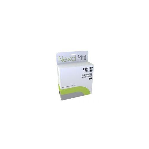NexoPrint Druckerpatrone für HP Nr.56 / C6656AE NexoPrint - NX-C6656AE