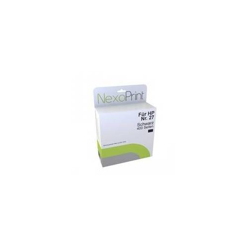 NexoPrint Druckerpatrone für HP Nr.27 / C8727AE NexoPrint - NX-C8727AE