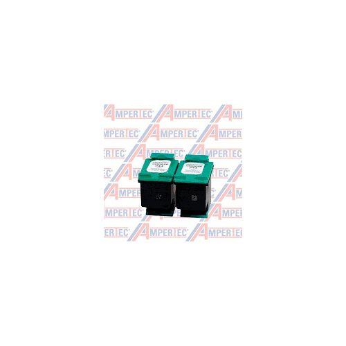 Ampertec 2 Ampertec Tinten für HP 344  3-farbig