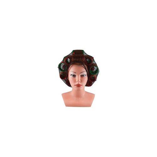 Mex pro Hair Schleier Dreiecksform Braun
