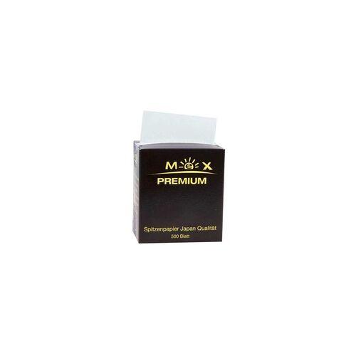 Mex pro Hair Spitzenpapier 500 Blatt (1 Box)