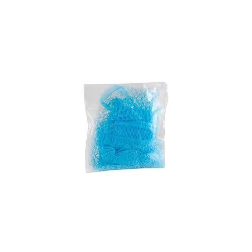 Mex pro Hair Schleier Grobmaschig Blau