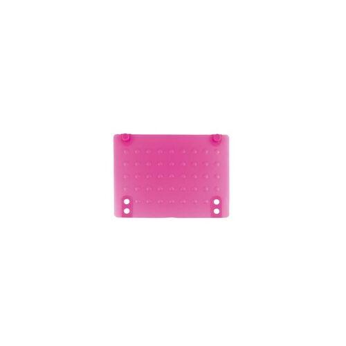 Mex pro Hair Hitzeschutzmatte aus Silikon Pink