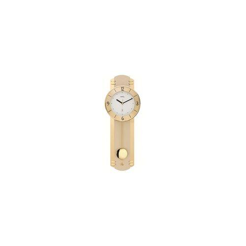 AMS -Funkuhr Gold 60cm- 5293