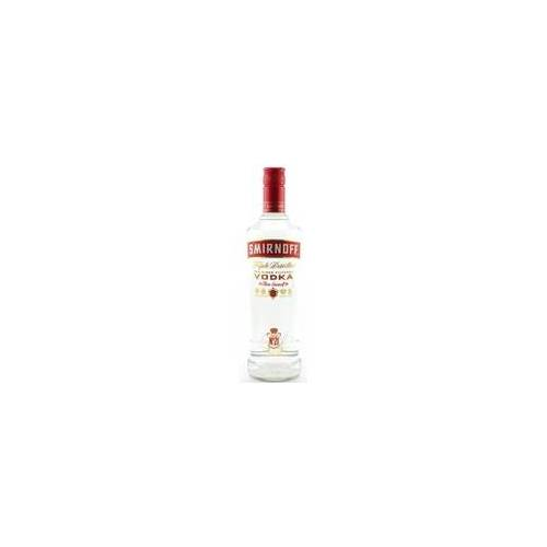 Diageo Smirnoff Vodka Red Label