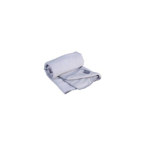 YOGISAN Yogatuch Extra Grip mit Noppen ca. 61cm x 183cm, Blue