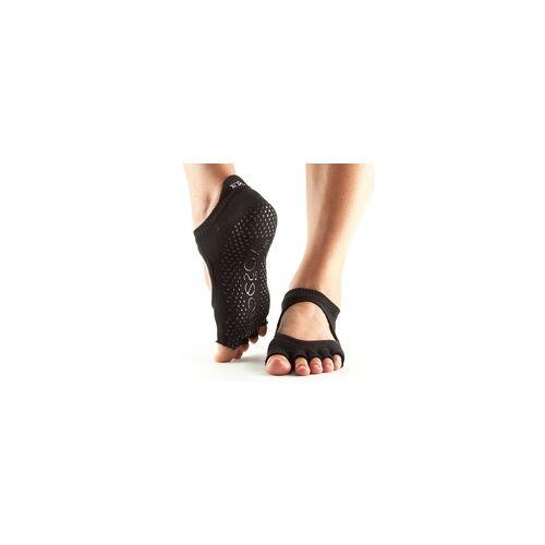 YOGISAN Yoga Socken Sandale - Zehensocken mit Noppen Sandale, L