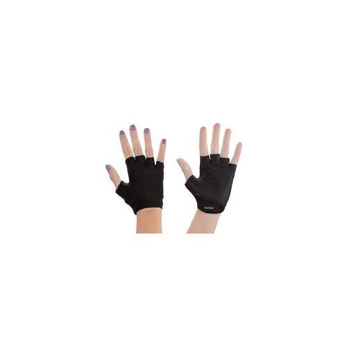 YOGISAN Yoga Handschuhe mit Grip rutschfest L