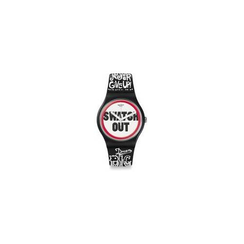 Swatch SWATCH OUT New Gent SUOB160 Armbanduhr