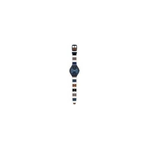 Swatch New Skin Big SKINKISS SVUN103 Herrenarmbanduhr Swiss Made