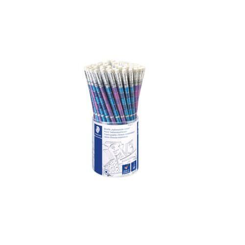 Staedtler Bleistift HB 1x1 72 Stück STAEDTLER 1822 KP72