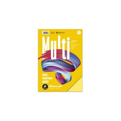 STAUFEN Kopierpapier A4 80g 50BL gelb