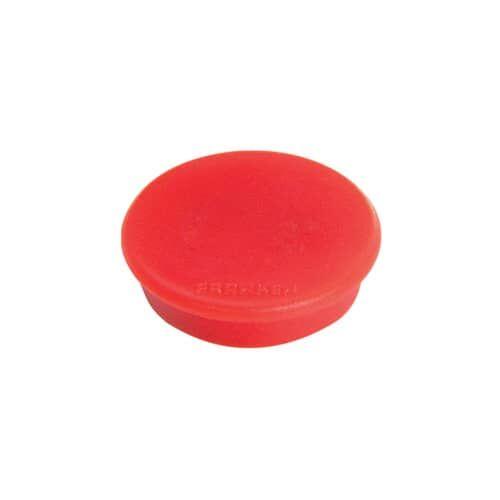 FRANKEN Magnet D24mm rot FRANKEN HM20 01 10 Stück