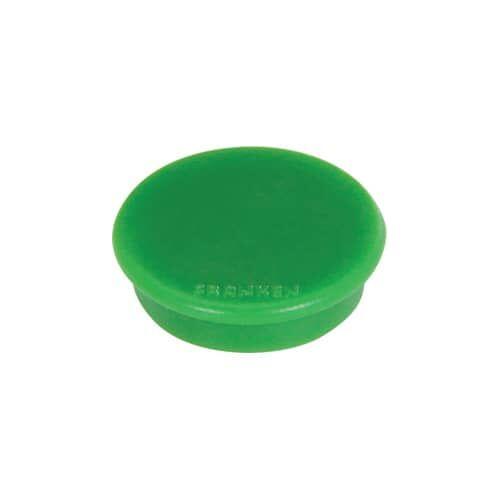 FRANKEN Magnet 10ST grün FRANKEN HM10 02   D13 mm