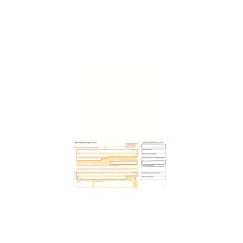 RNK Überweisung Zahlschein A4 RNK 2001
