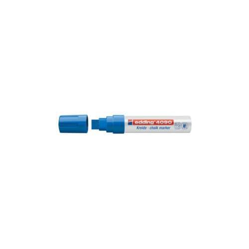 EDDING Kreidemarker blau EDDING 4090 3