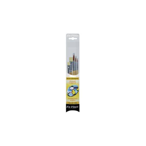 DA VINCI Pinsel-Set Allround-Malpinsel DAVINCI GH4211 5St
