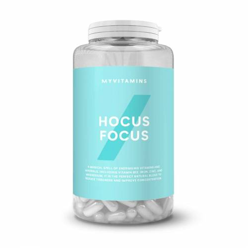 Myvitamins Hocus Focus - 90Kapseln
