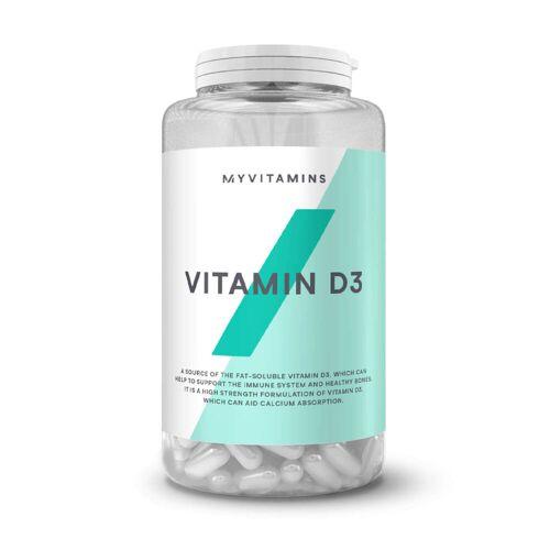Myvitamins Vitamin D3 - 1 Month (30 Softgels)