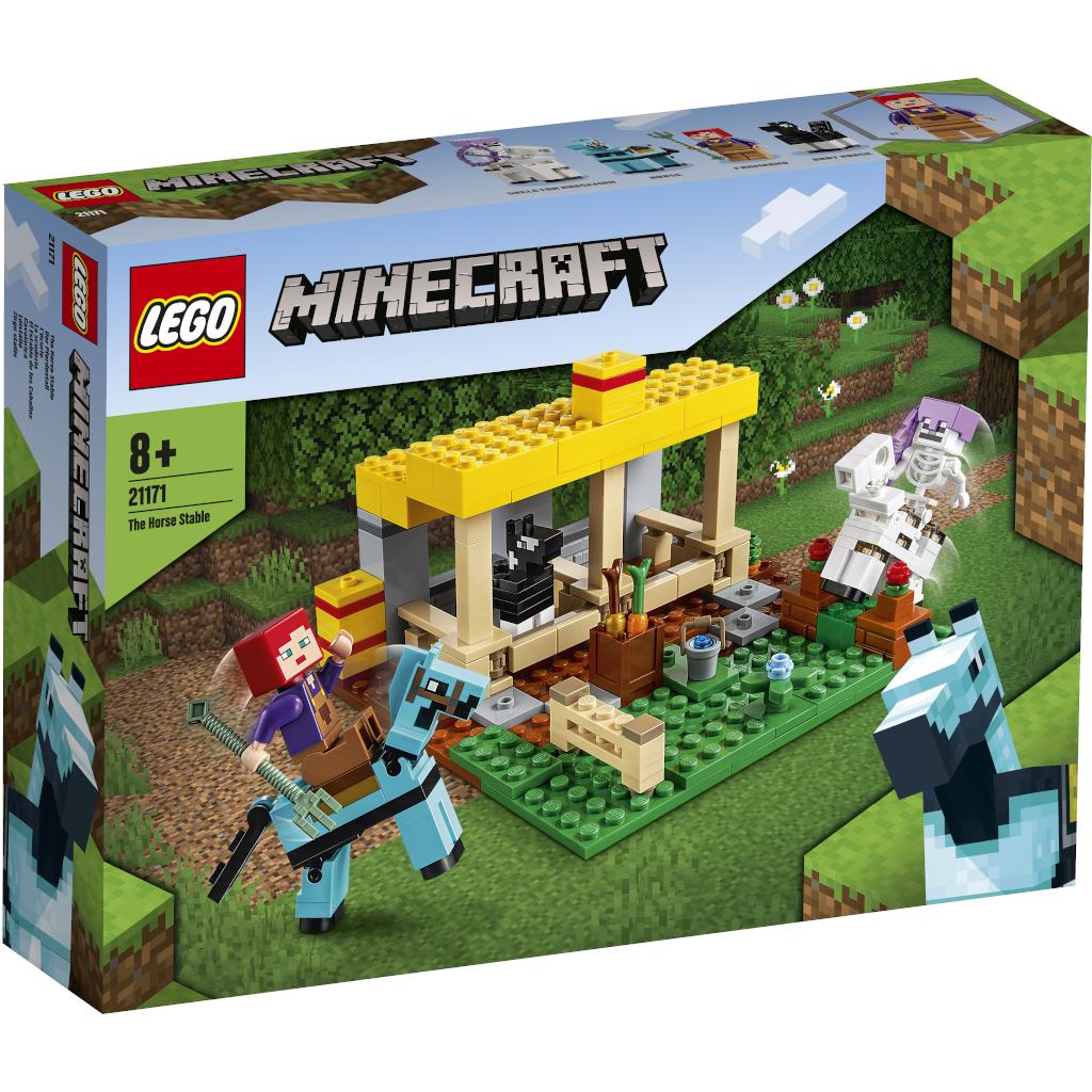 LEGO 21171 - Der Pferdestall