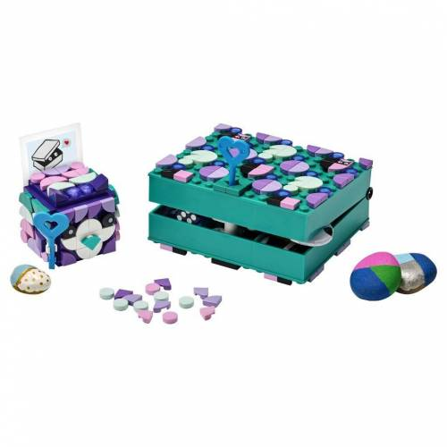 LEGO 41925 - Geheimbox mit Schlüsselhalter