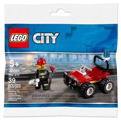 Lego 30361 - Polybag LEGO City - 30361 - Feuerwehr-Buggy