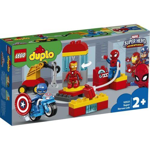LEGO 10921 - Iron Mans Labor-Treffpunkt