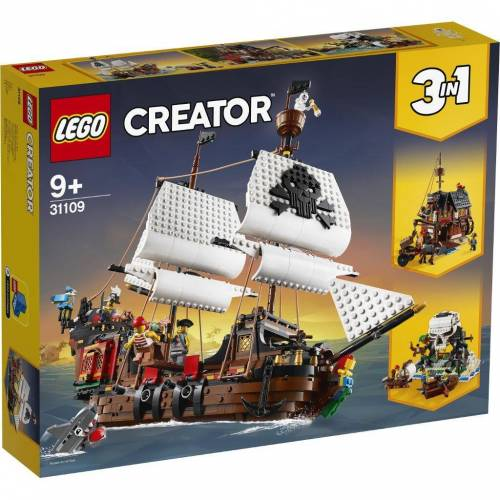 LEGO 31109 - Piratenschiff
