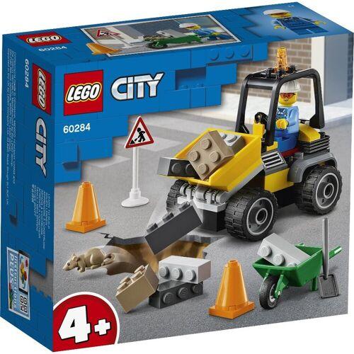 LEGO 60284 - Baustellen-LKW