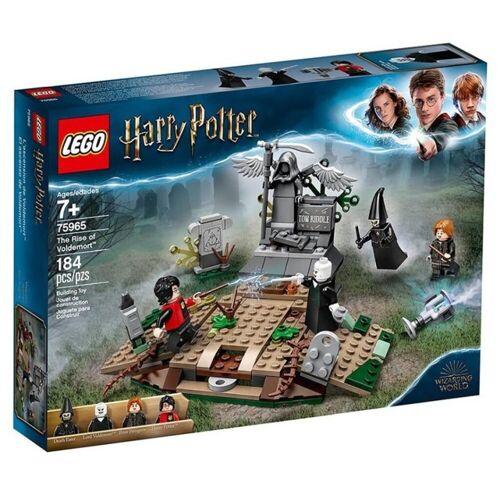 LEGO 75965 - Der Aufstieg von Voldemort™