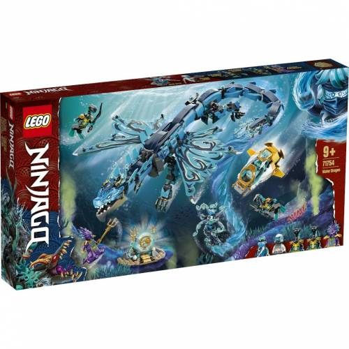 LEGO 71754 - Wasserdrache
