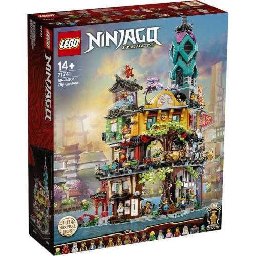 Lego 71741 - LEGO Ninjago Legacy - Die Gärten von Ninjago City