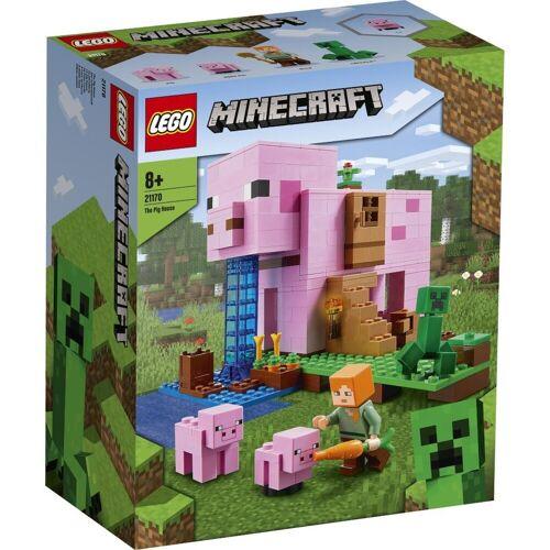 LEGO 21170 - Das Schweinehaus