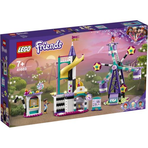 LEGO 41689 - Magisches Riesenrad mit Rutsche
