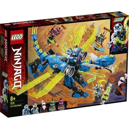 LEGO 71711 - Jays Cyber-Drache