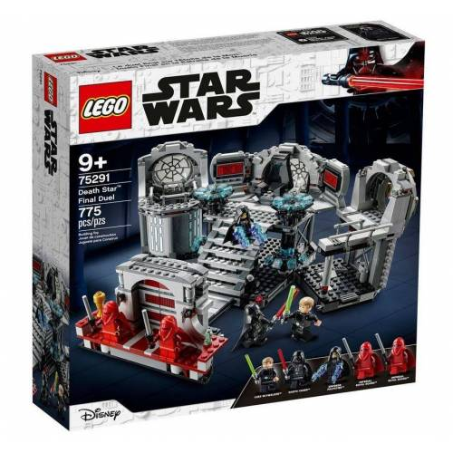 LEGO 75291 - Star Wars Todesstern™ – Letztes Duell - 75291