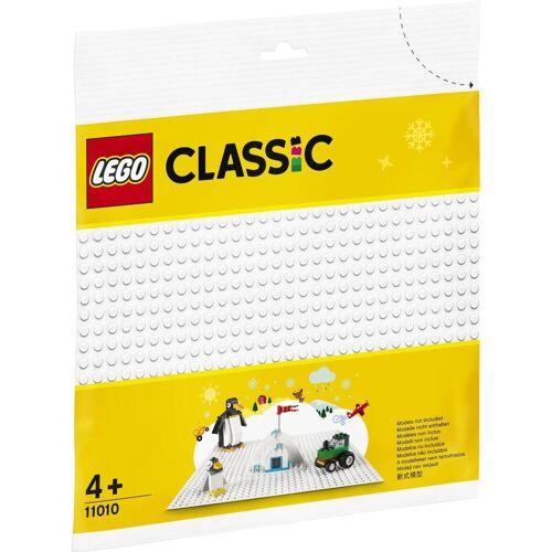 LEGO® Weiße Bauplatte