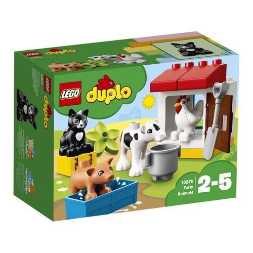 LEGO® Tiere auf dem Bauernhof