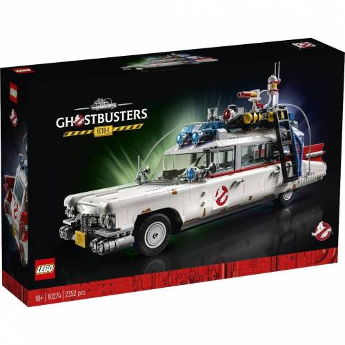 LEGO 10274 - Ghostbusters™ ECTO-1