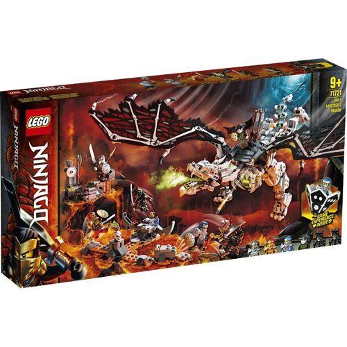 LEGO 71721 - Drache des Totenkopfmagiers