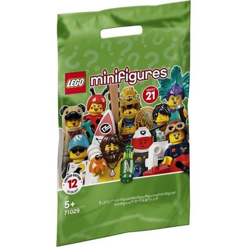 Lego 71029 - LEGO Minifiguren Serie 21