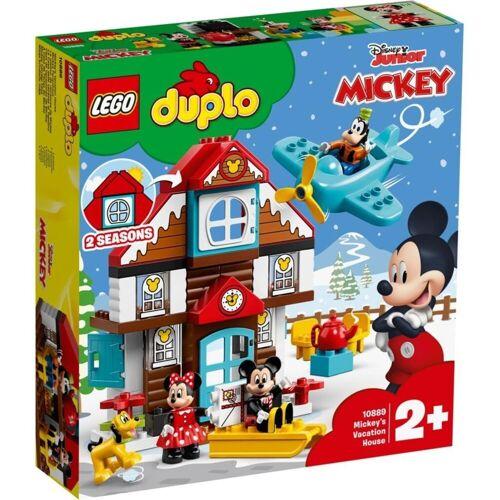 LEGO 10889 - Mickys Ferienhaus