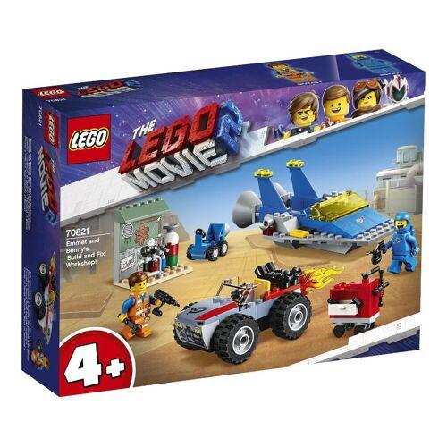 LEGO 70821 - Emmets und Bennys Bau- und Reparaturwerkstatt!