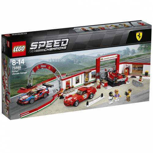 LEGO® Ferrari Ultimative Garage