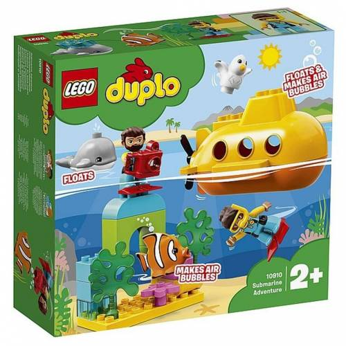 LEGO® U-Boot-Abenteuer