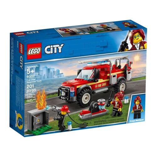 LEGO 60231 - Feuerwehr-Einsatzleitung