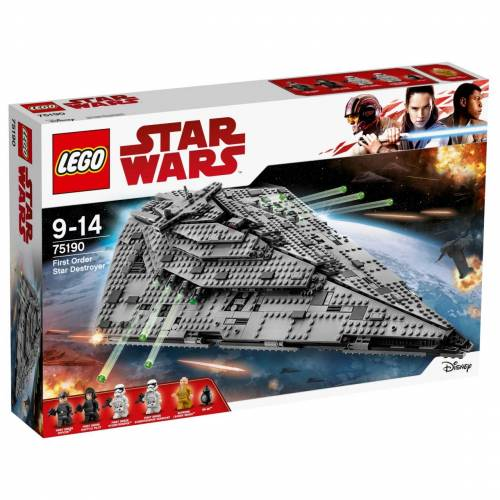 Lego First Order Star Destroyer™